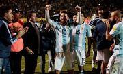 俺の予想通りアルゼンチン勝ったな、FWが力を発揮すれば得点で勝てるだろうと(ドヤッ