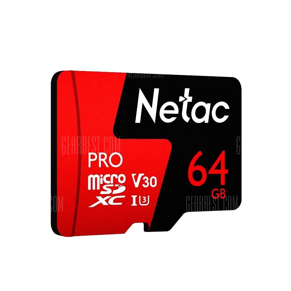 U3対応のNetac P500 PRO 64GBのパフォーマンスを調べてみました