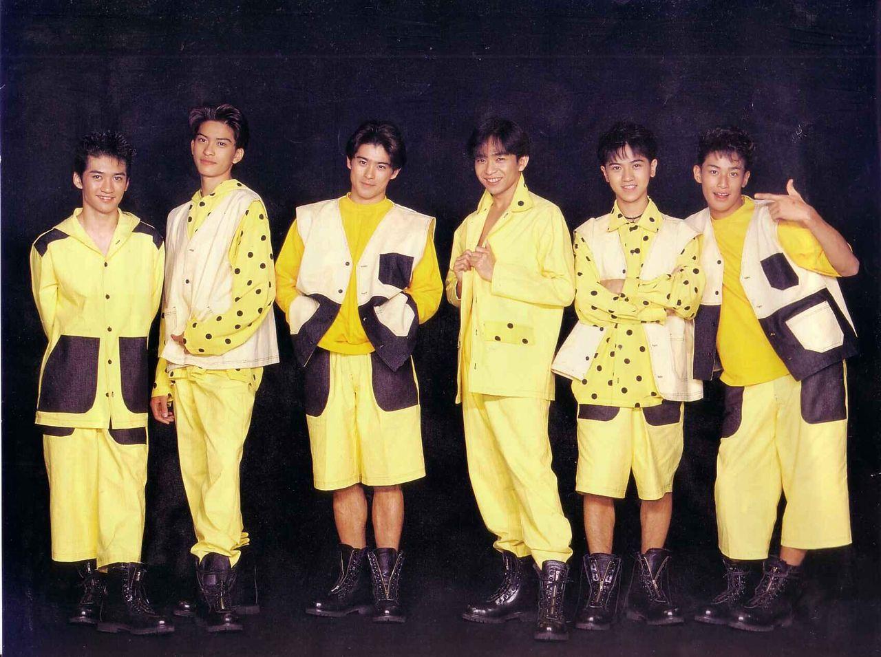 【エンタメ画像】《衝撃の事実》長瀬智也はボーカルじゃなかった!? 「TOKIO幻のメンバー」の存在ってよ♪♪♪♪♪♪