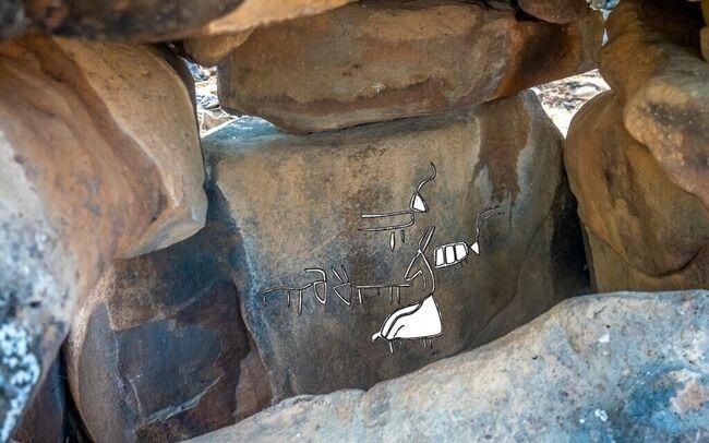 【考古学】イスラエルの巨石墓に4000年前のロックアートを発見! 「失われた文明」を解き明かす鍵に