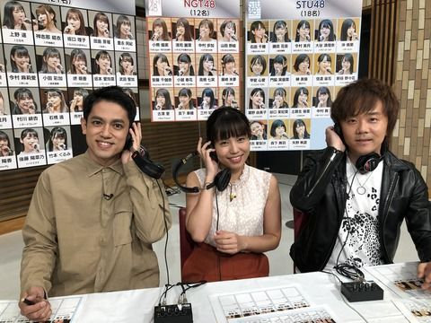 【AKB48歌唱力No1決定戦】SKE48メンバーの評価がいい模様!!!