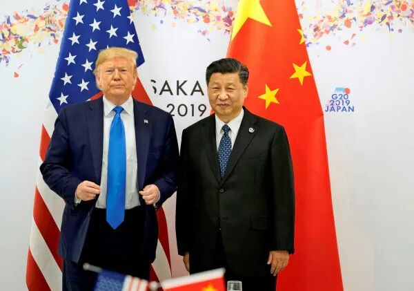 トランプ大統領、中国との断交に言及