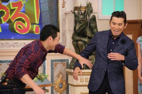 【エンタメ画像】《不仲》本木雅弘、因縁の東野幸治と27年ぶり対面ってよ♪♪♪♪♪♪♪