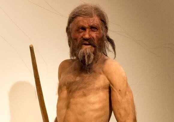約5300年前のミイラ、エッツィ(アイスマン)は最後の日々をどう過ごしたのか?コケ類の分析で新事実が判明