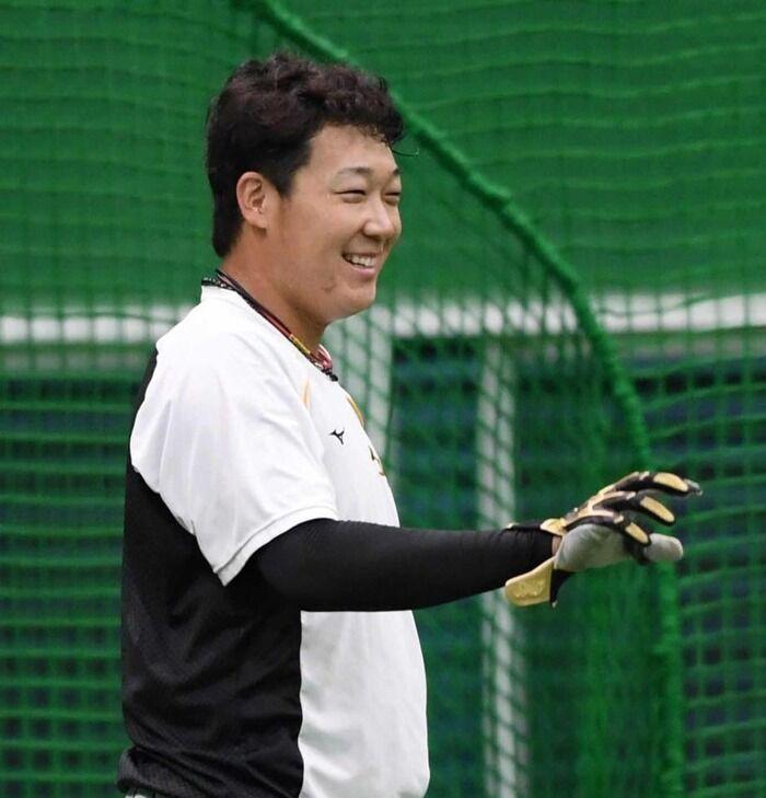 岡田彰布氏 阪神・大山はまず打率3割を意識してほしい