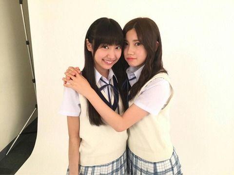 SKE48野村実代が初めて北川綾巴と一緒に仕事をする!
