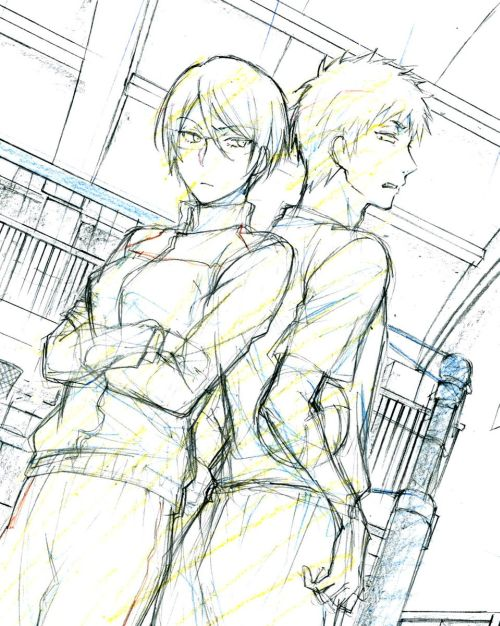 新作アニメ付き「ヲタクに恋は難しい」第7巻が予約開始!樺倉と花子の高校時代を描いた「Youth」を収録!