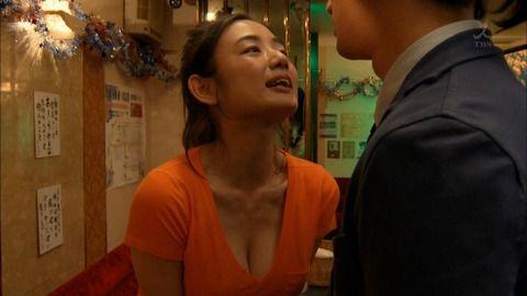 片山萌美のおっぱいを見るために毎週録画してしまう新ドラマ。