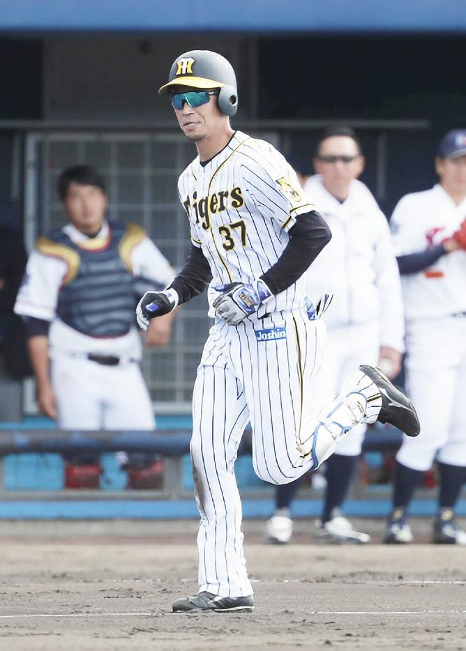 トライアウトで本塁打など猛アピール 阪神戦力外の森越「やることはやった。あとは待つだけ。電話を握りしめて待ちたい。」