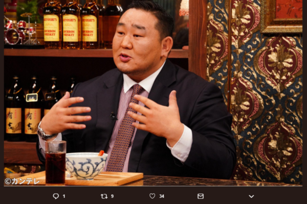 総資産100億円、元横綱・朝青龍の現在が凄すぎる 有吉「相撲辞めてよかった」