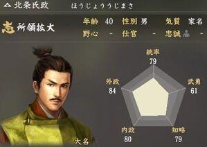 北条氏政って小田原征伐以外負けてないのになんで未だに無能扱いされてるの?