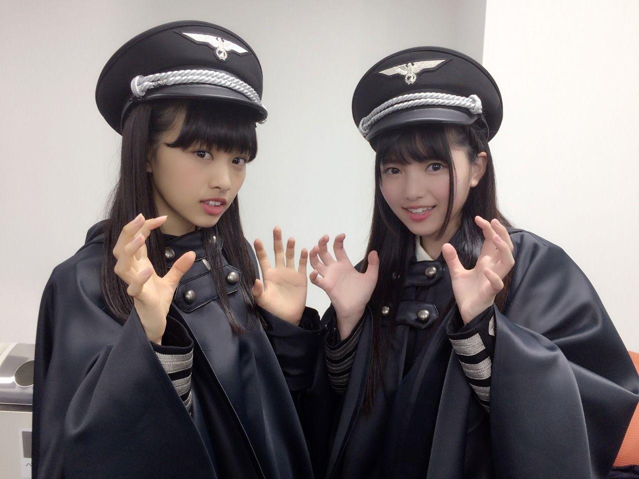 【エンタメ画像】《欅坂46》ナチス風衣装の炎上で謝罪 秋元康「ありえない衣装!!!事前にチェック出来なかった」ってよ。。。。。。。