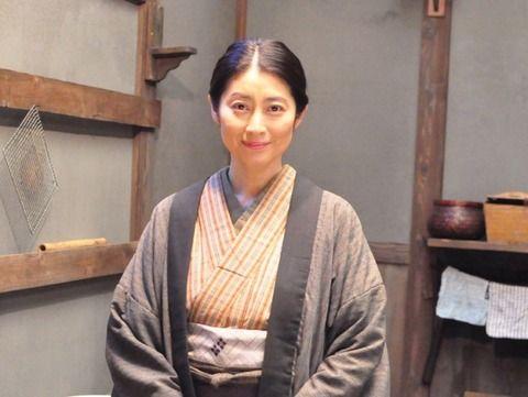 仙道敦子「お帰り」の言葉に胸熱く 23年ぶり復帰作に休業中の経験活かす