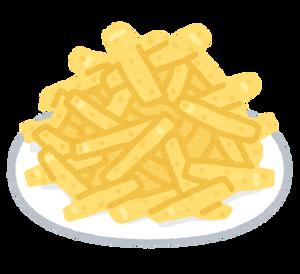 【グルメ】フライドポテトって塩とケチャップ派しかない説。