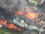 【動画】 一宮市の工場大規模火災、中学生が殺虫剤を「火炎放射器」のように使う火遊びが原因だったことが判明