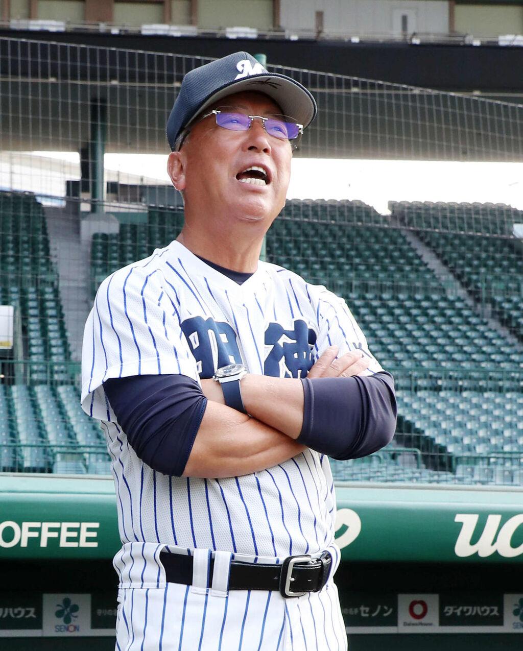 野球U-18監督、明徳・馬淵に決定!!!!
