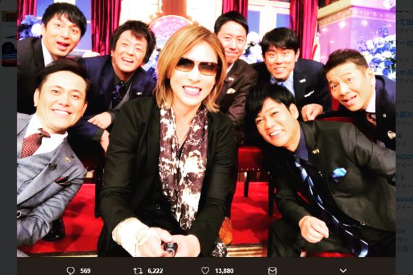 X JAPAN・YOSHIKIの「NGなし」発言に視聴者絶賛 「ToshIは洗脳の専門家」