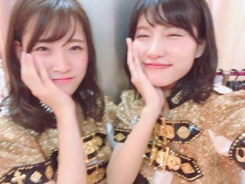 【AKB48】市川愛美と谷口めぐならどっちが可愛いと思う?