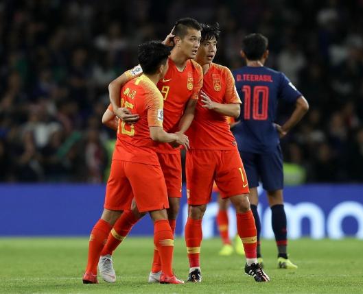 【アジア杯】リッピ・マジック炸裂!中国がタイに逆転勝利で準々決勝へ…タイは一歩及ばず