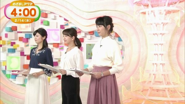 【画像】今日の曽田麻衣子さん 2.14