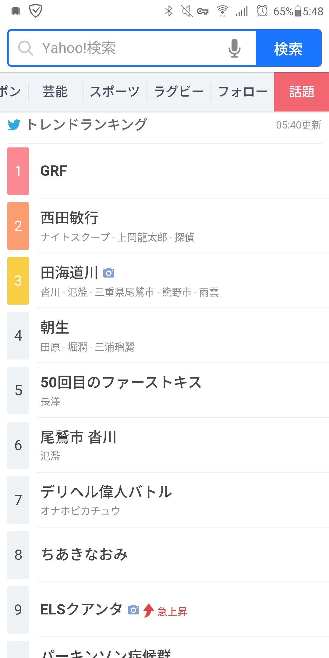 【朗報】FGOさん、遂にあの真名でtwitterトレンドデビュー!www