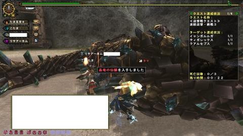 MHFZ 絶戦3