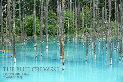 THE BLUE CREVASSE 04