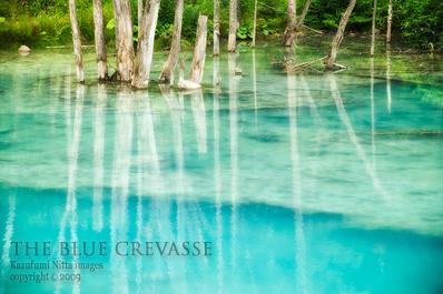 THE BLUE CREVASSE 03