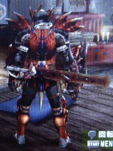 レックスXシリーズ(剣士)