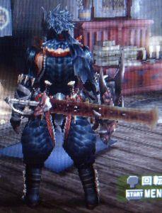 ナルガSシリーズ(剣士)