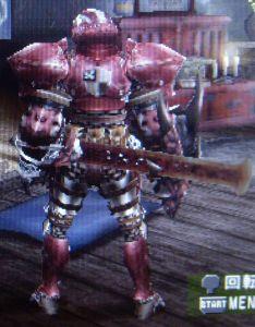 ザザミXシリーズ(剣士)