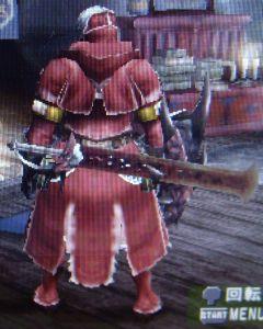 フルフルZシリーズ(剣士)