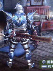 ギザミXシリーズ(剣士)