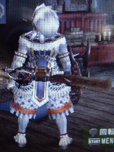 ブランゴXシリーズ(剣士)