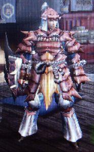 クックXシリーズ(剣士)