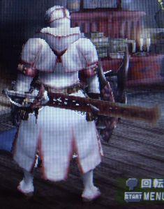 フルフルXシリーズ(剣士)
