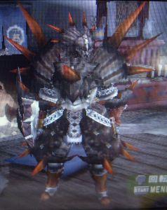 モノブロスXシリーズ(剣士)