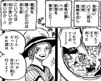 尾田栄一郎 ワンピース シャンクス バギー 熱毒