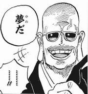 ワンピース972話 福ロクジュ黒幕