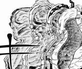 呪術廻戦 8話 宿儺 領域展開 切断術式
