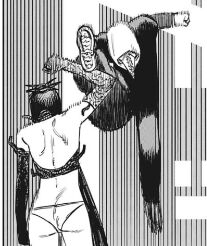 チェンソーマン 47話 レゼ 暴力の魔人