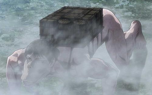 進撃の巨人 アニメ ピーク