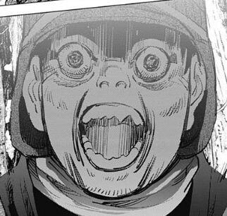ゴールデンカムイ 219話 平太カニバ