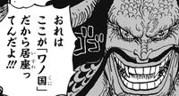 尾田栄一郎 ワンピース 1016話 カイドウ ジョイボーイ ワノ国