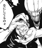呪術廻戦 141話 リカちゃん 本物