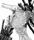 チェンソーマン75話 銃の悪魔