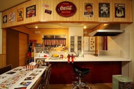 MS家のキッチン