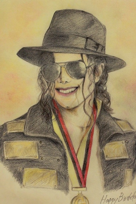 Happy Birthday MJ★