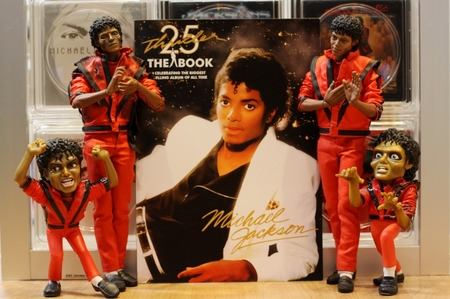 Thriller 25th Anniversary The Book