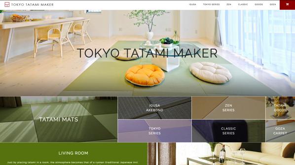 tokyo tatami maker
